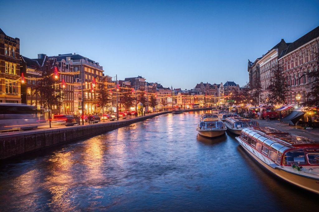 Amsterdam Holland Erleben